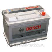 Аккумуляторная батарея BOSCH S5 77Ah (278х175х190) фото