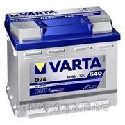 Аккумулятор 60A Varta Blue Dynamic Евро полярность фото