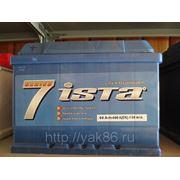 """Aккумуляторная батарея """" Ista 7 series"""" 60 Ah фото"""