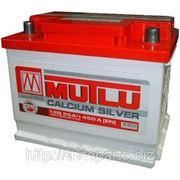 Аккумулятор 55Ач Mutlu Calcium Silver прямая полярность фото