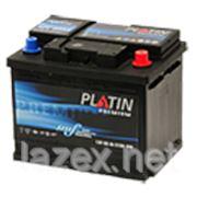 Аккумулятор Platin Premium 6CT-55 А.ч 55 / A(EN)480; Пол.обр; Ток 12V; 242/175/175 фото