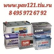 АКБ FIAMM TITANIUM PLUS 65 А/ч (-/ +) 12V EN 600 А фото