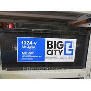 "Аккумуляторная батарея ""Big City"" 132 Ah фото"