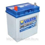 Аккумулятор Varta 40 Ah asia обратная яп. кл. фото