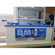"""Аккумуляторная батарея """"BМ"""" 190 Ah фото"""