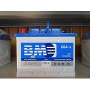 """Аккумуляторная батарея """"BМ"""" 60 Ah фото"""