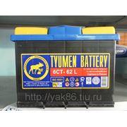 Аккумуляторная батарея 62 Ah о/п фото