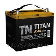 Аккумуляторная батарея TITAN ASIA Silver 50.1 фото