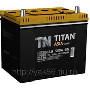 Аккумуляторная батарея TITAN ASIA Silver 62.0 фото