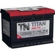 Аккумулятор Титан Arctic Silver 6СТ-62 п.п. фото