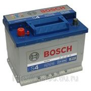 Аккумуляторная батарея BOSCH Silver 60. Индекс производителя 560 127 054. фото