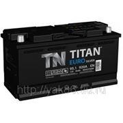 Аккумуляторная батарея TITAN EURO Silver 95.1 фото