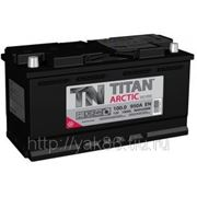 Аккумуляторная батарея TITAN ARCTIC Silver 100.0 фото