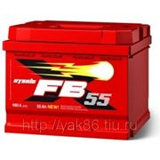 Аккумуляторная батарея FIRE BALL hybrid 55. фото