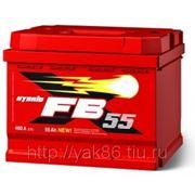 Аккумуляторная батарея FIRE BALL hybrid 55 о/п. фото