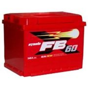 Аккумуляторная батарея FIRE BALL hybrid 60 о/п. фото