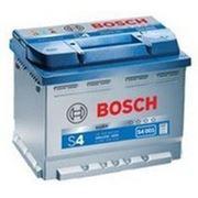 Аккумулятор 60A Bosch S4 низкий Евро полярность фото