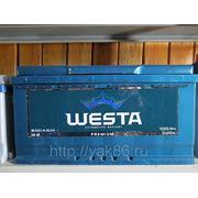 "Аккумуляторная батарея ""Westa"" premium 100 Ah о/п фото"