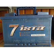 """Aккумуляторная батарея """" Ista 7 series"""" 74 Ah фото"""
