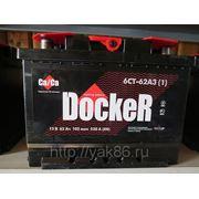 "Аккумуляторная батарея ""Docker"" 62 Ah фото"