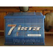 """Aккумуляторная батарея """" Ista 7 series"""" 56 Ah фото"""