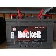 "Аккумуляторная батарея ""Docker"" 77 Ah фото"