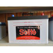 "Аккумуляторная батарея CMF ""Solite"" 115D31L фото"