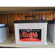 "Аккумуляторная батарея CMF ""Solite"" 95D26R фото"