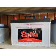 "Аккумуляторная батарея CMF ""Solite"" 115D31R фото"