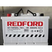 "Аккумуляторная батарея ""Redford"" 75 Ah фото"