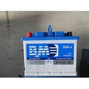 """Аккумуляторная батарея """"BМ"""" 55 Ah фото"""