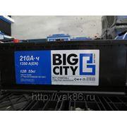 "Аккумуляторная батарея ""Big City"" 210 Ah фото"