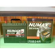 """Аккумуляторная батарея """"Numax"""" 75B24R фото"""