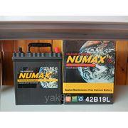 "Аккумуляторная батарея ""Numax"" 42B19L фото"