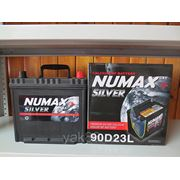 "Аккумуляторная батарея ""Numax"" 90D23L фото"