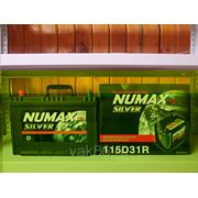 "Аккумуляторная батарея ""Numax"" 115D31R фото"