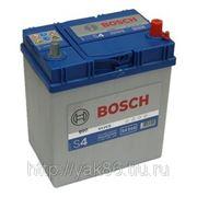 Аккумуляторная батарея BOSCH Silver 40. Индекс производителя 540 126 033. фото