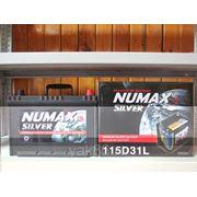 "Аккумуляторная батарея ""Numax"" 115D31L фото"