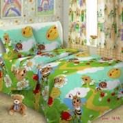 Комплект детского постельного белья фото