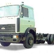 Шасси МАЗ-6303А8-343
