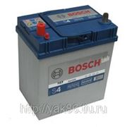 Аккумуляторная батарея BOSCH Silver 40. Индекс производителя 540 127 033. фото