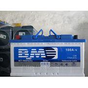 """Аккумуляторная батарея """"BМ"""" 100 Ah фото"""