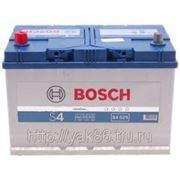 Аккумуляторная батарея BOSCH Silver 95. Индекс производителя 595 405 083. фото