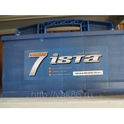 """Aккумуляторная батарея """" Ista 7 series"""" 100 Ah о/п фото"""