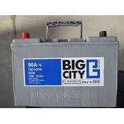 "Аккумуляторная батарея ""Big City""asia 90D31R фото"