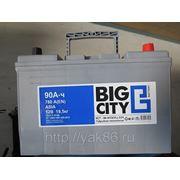 """Аккумуляторная батарея """"Big City""""asia 90D31L фото"""