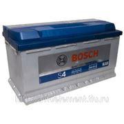 Аккумуляторная батарея BOSCH S4 95Ah (353x175x190) фото
