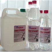 Электролит кислотный —1,29г/см3 канистра 5л. фото