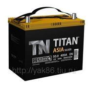 Аккумуляторная батарея TITAN ASIA Silver 50.0 фото