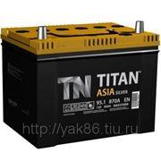 Аккумуляторная батарея TITAN ASIA Silver 95.1 фото